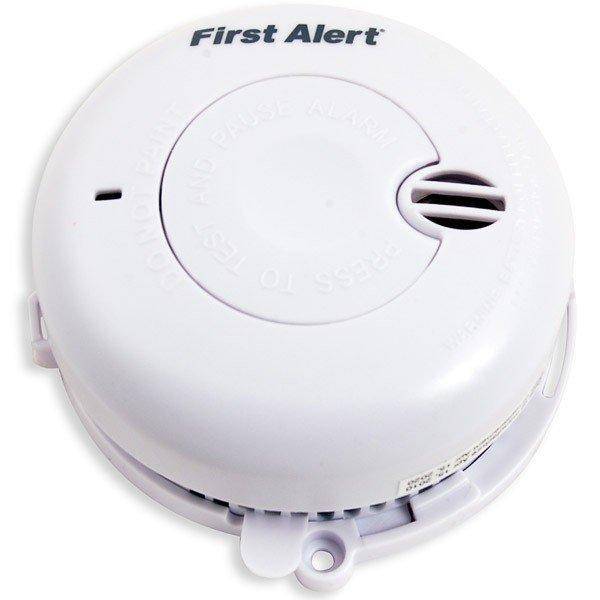 10 Year Sealed Optical Smoke Alarm Gt Battery Smoke Alarms