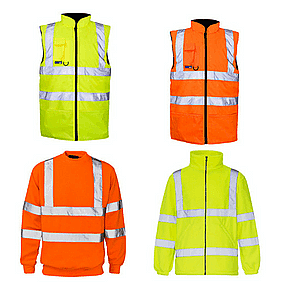 Hi_Vis Body Warmers, Fleeces, Sweatshirts