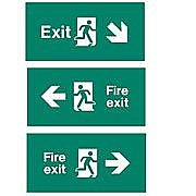 Emergency Lighting Stickers