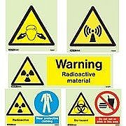 Laboratory Warning Signs
