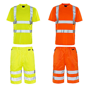 Hi-Vis T Shirts & Shorts