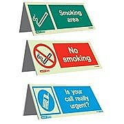 Table Top Display Signs