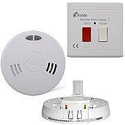 Wireless Linked Smoke Alarms