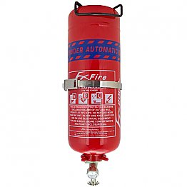 2kg automatic fire extinguisher