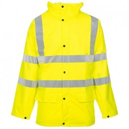 Heavy Duty Weatherproof  Jacket Yellow