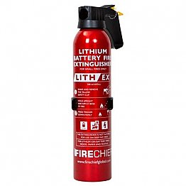 Lith-Ex 500ml Fire Extinguisher
