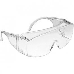 Overspec Googles with Clear Lens