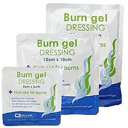 Burns Dressings