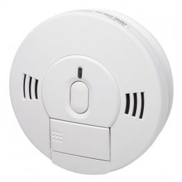 Combined Smoke and Carbon Monoxide Alarm