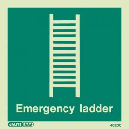 Emergency Ladder 4020