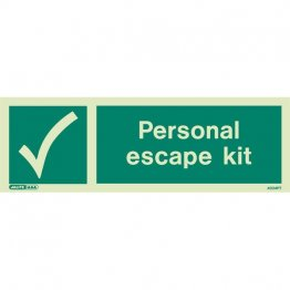 Personal Escape Kit 4024