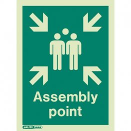 Assembly Point Numbered 4128