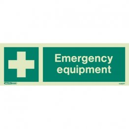 Emergency Equipment 4362