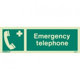 Emergency Telephone 4369