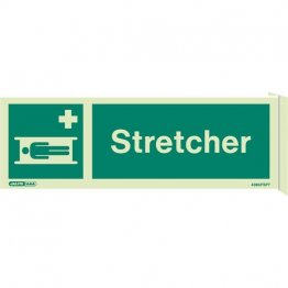 Wall Mount Stretcher 4386FS