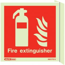 Wall Mount Fire Extinguisher 6490