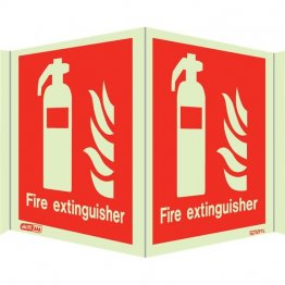 Panoramic Fire Extinguisher 6490