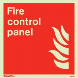 Fire Control Panel 6605