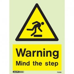 Warning Mind Steps 7528