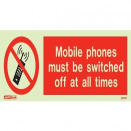 Switch Off Mobile Phones 8314