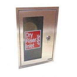 Vertical Inlet Cabinet Stainless Steel