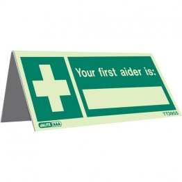 Tabletop First Aider Pack of 5 TT3655-3