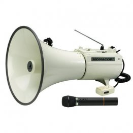 45w Megaphone With Wireless Microphone