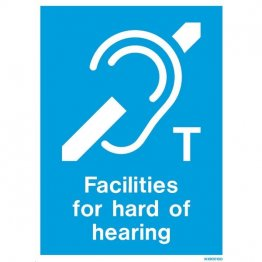 Facilities For Hard Of Hearing WX9001