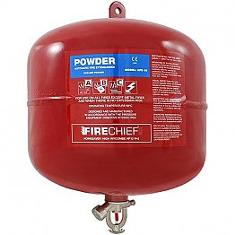 10kg automatic powder fire extinguisher