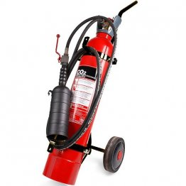 10kg CO2 fire extinguisher single cylinder version