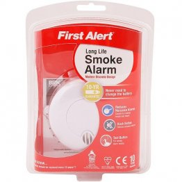 10-year Sealed Optical Smoke Alarm