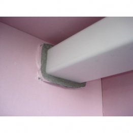 Intumescent Fire Trunking Sleeve