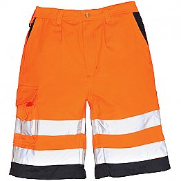 Hi-Vis Orange Shorts