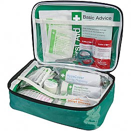 56 Item First Aid Bag
