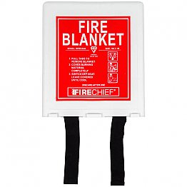 Kitchen fire blanket
