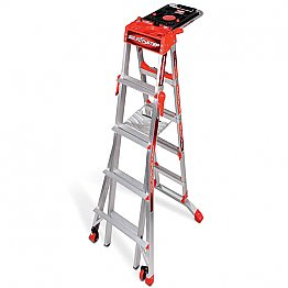 Little Giant Select Multi-Position Step Ladder