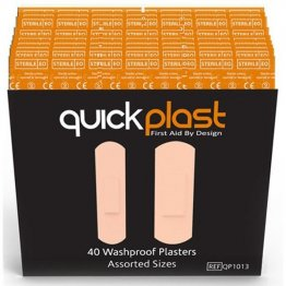 Anti Theft Washproof Plasters
