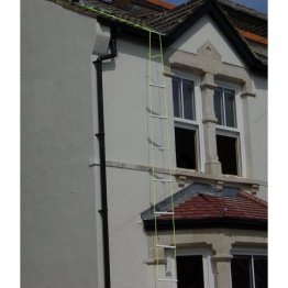 Escape Ladder For Loft Windows