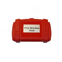 Fire Warden Vest Box