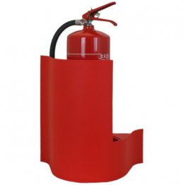 Stylish Fire Extinguisher Stand