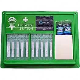 Complete Eye & Wound Wash Station