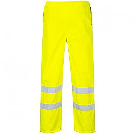 Breathable Hi-Vis Trousers - Yellow