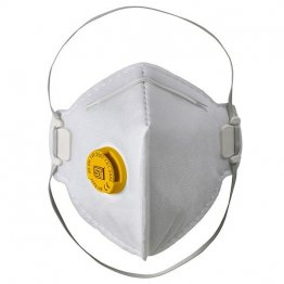 FFP3 Valved Mask - Flat pack