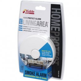 Home Protect Living Room Smoke Alarm