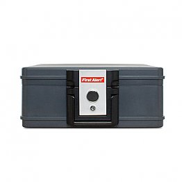 First Alert 2013 waterproof fire chest
