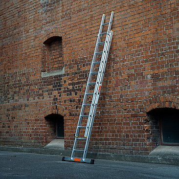 Trade Extension Ladder - Two Section