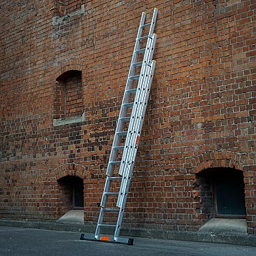 Trade Extension Ladder - Three Section