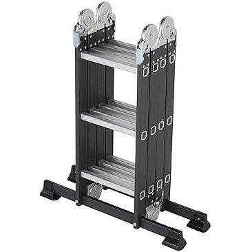 Professional Adjustable Ladder - 3.5m