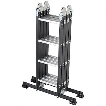 Professional Adjustable Ladder - 4.7m