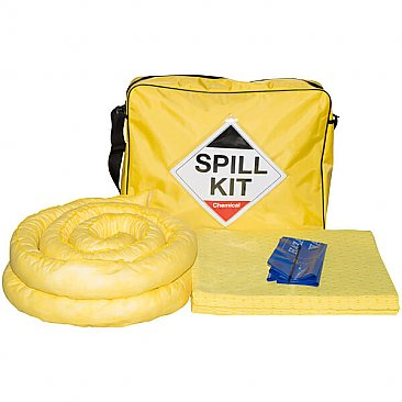 50 Litre Hi-Vis Spill Kit - Chemical